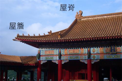 向老建築學綠建築之 中國式屋頂的反宇向陽 - harry - 哈梨見竹視霧所